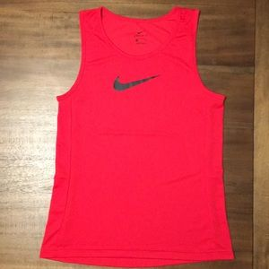 Nike Dri Fit Tank Top. Men's Size M
